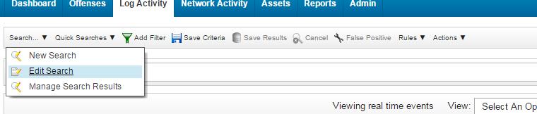 QRADAR – Search multiple IPs via Advanced Search (AQL)